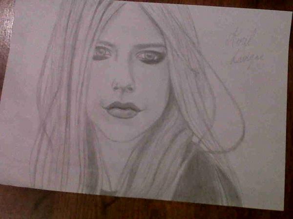 Avril Lavigne by BANGBANG